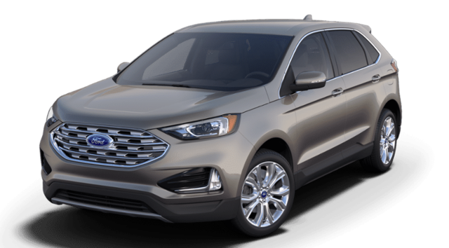 New 2019 Ford Edge Titanium Crossover for sale in Bryan OH